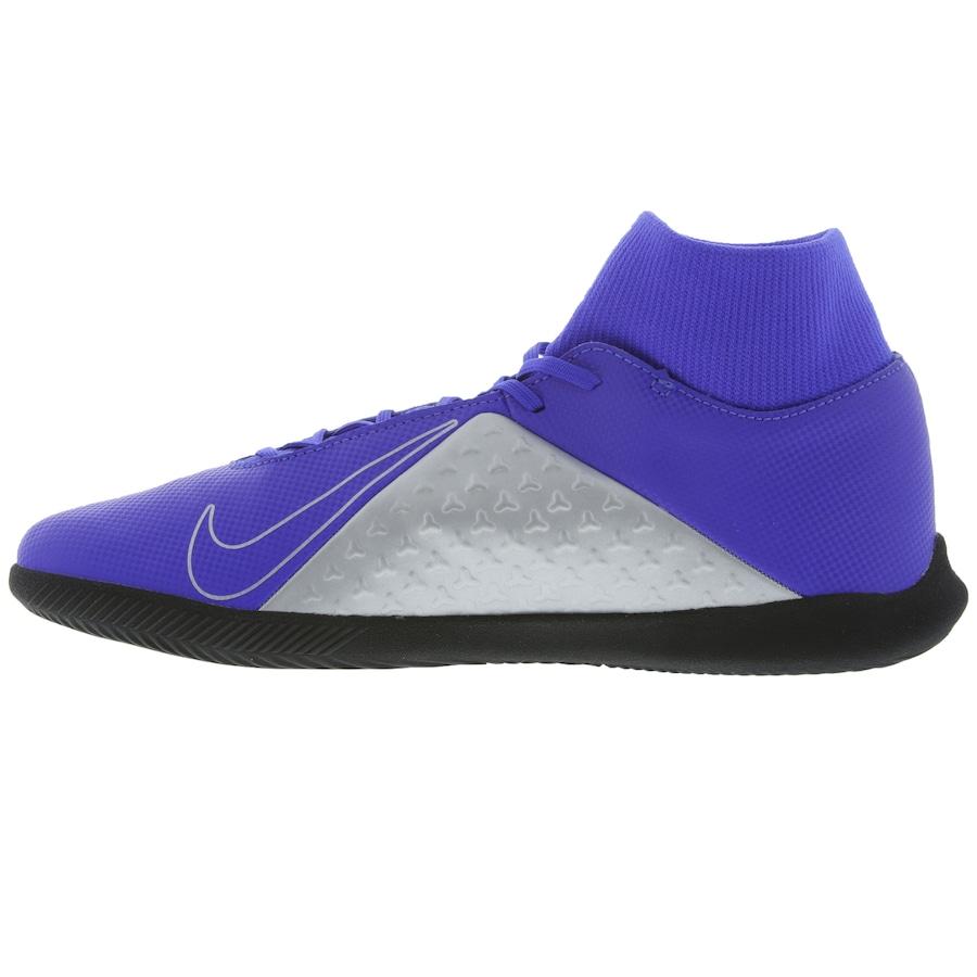 -23%. Chuteira Futsal Nike Phantom VIVSN Club DF IC ... 12b7c2a70e748