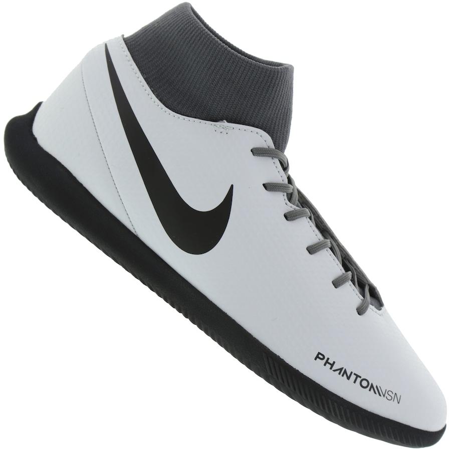 f0ce03d11a Chuteira Futsal Nike Phantom VIVSN Club DF IC - Adulto