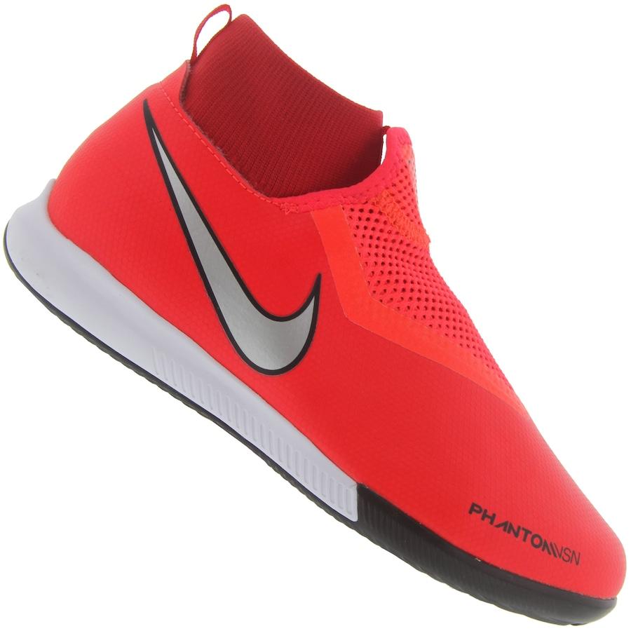 03567261ea Chuteira Futsal Nike Phantom VIVSN Academy DF IC - Infantil