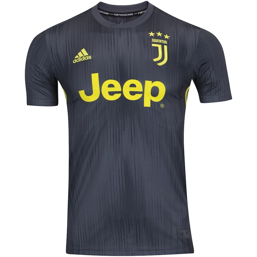 ede0529e6e Camisa Juventus III 18/19 adidas - Masculina