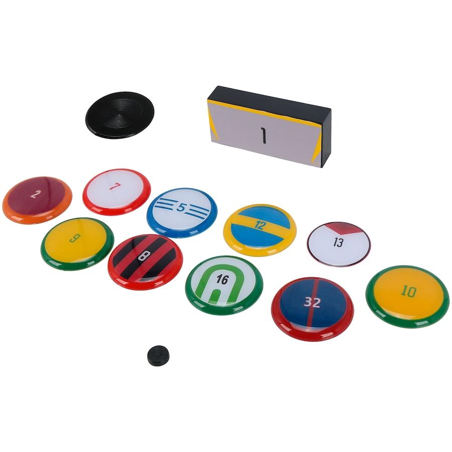 7a76fd847c Jogo de Botão Mais Que um Jogo CE EXP