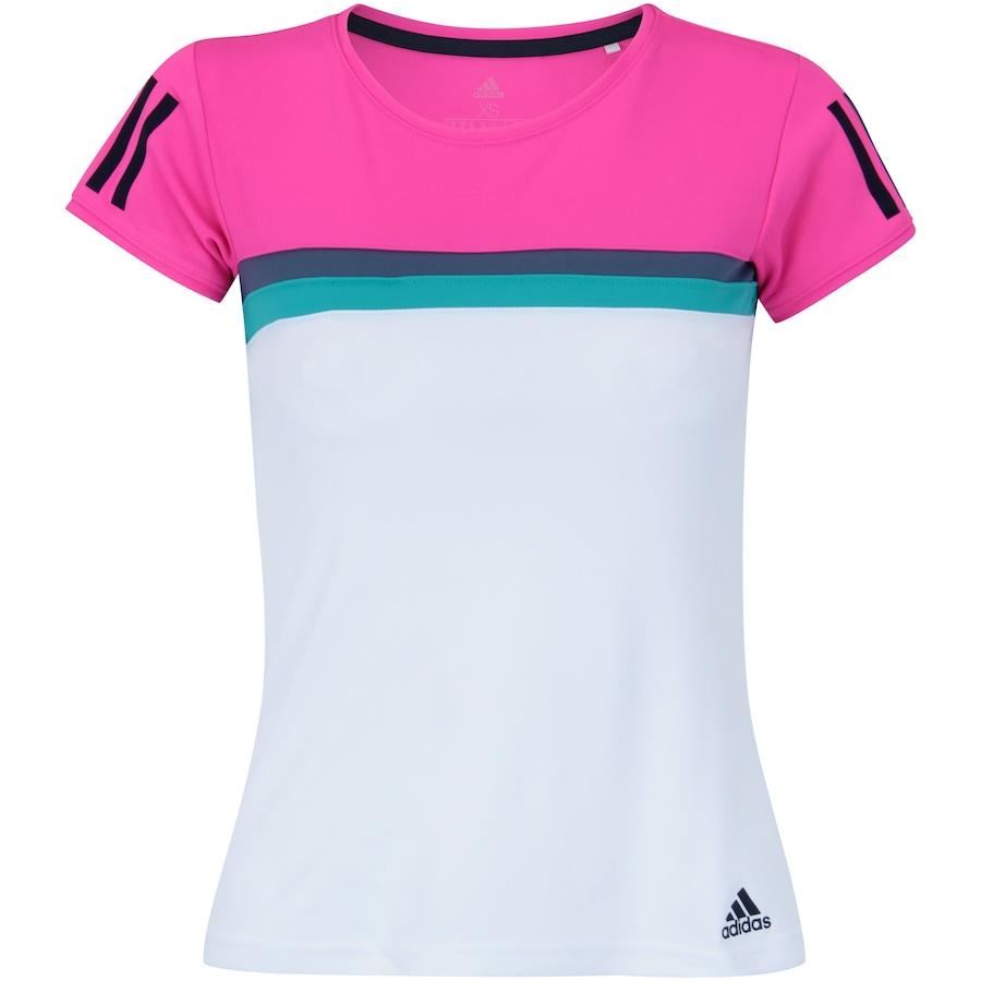 82729697de815 Camiseta com Proteção Solar UV adidas Club Tee - Feminina