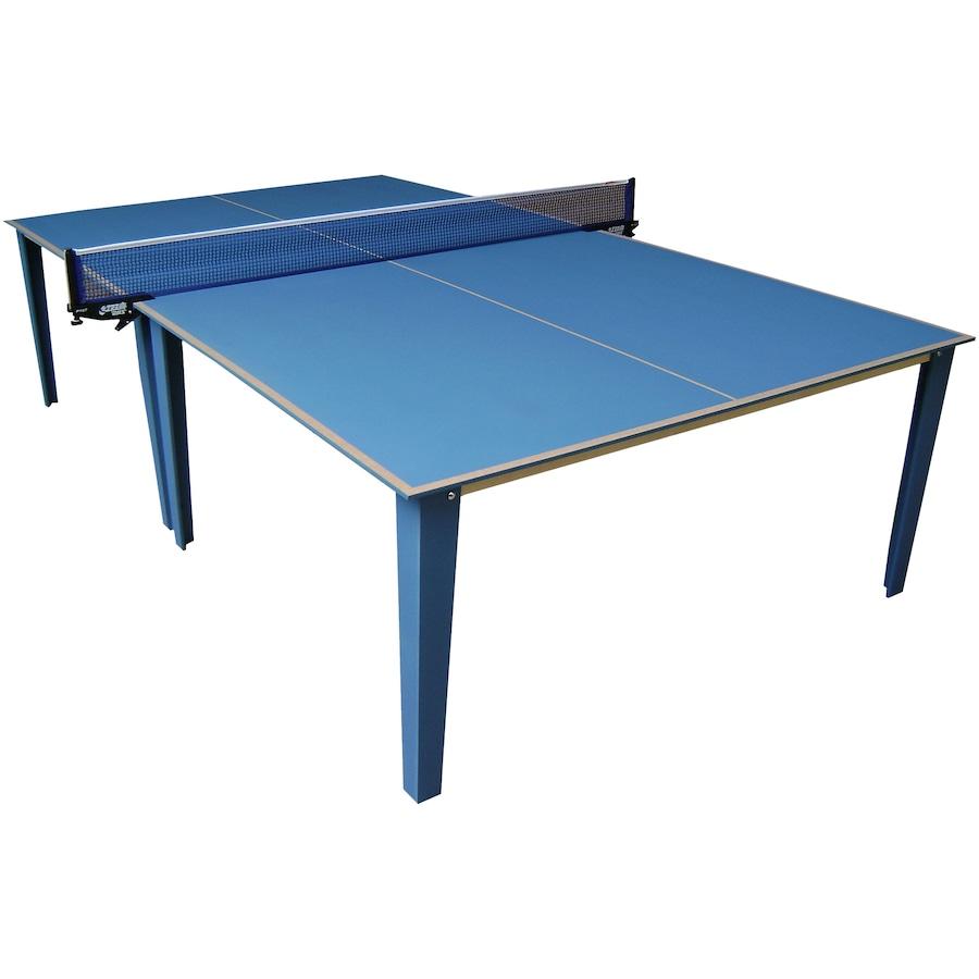 Mesa de Tênis de Mesa Ping Pong Residencial Impar - 9,75mm 3a3afd38af