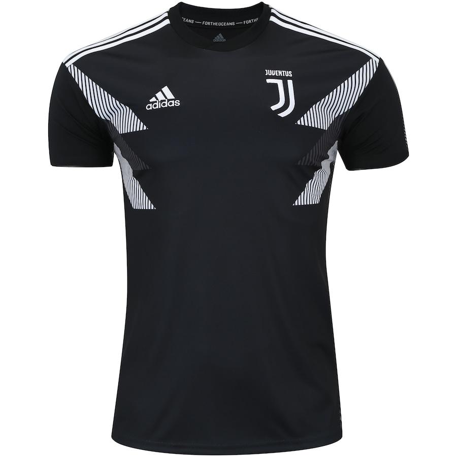 0b7b0facfe07d Camisa Pré-Jogo Juventus 18/19 adidas - Masculina