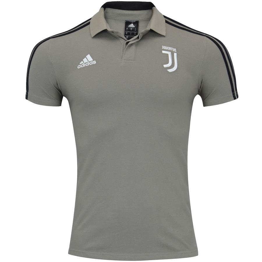 Camisa Polo Juventus 18 19 adidas - Masculina cf7f748cb8aea