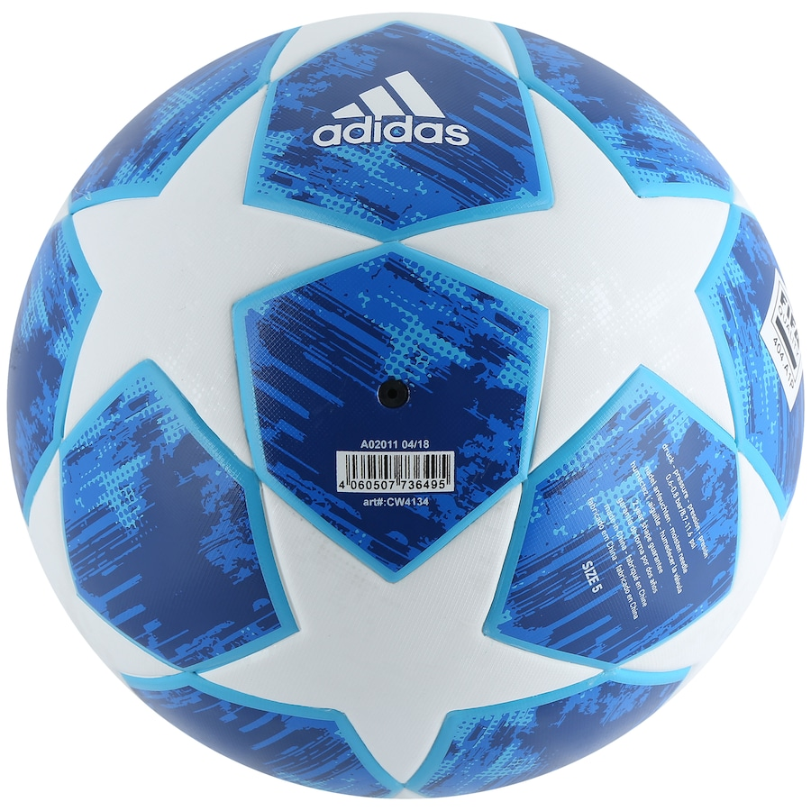 Bola de Futebol de Campo adidas Champions League Finale 18 Top Training d746ae0440f23