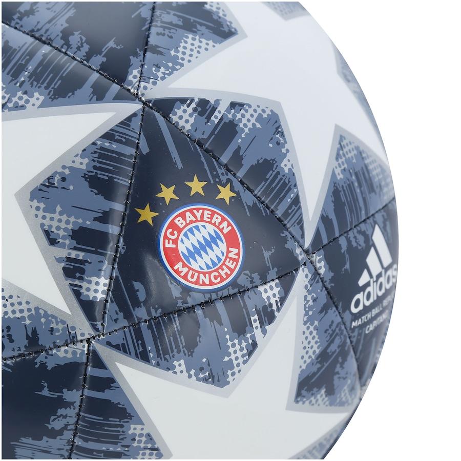 Bola de Futebol de Campo Bayern de Munique Champions League Finale 18 adidas 436de3682311e