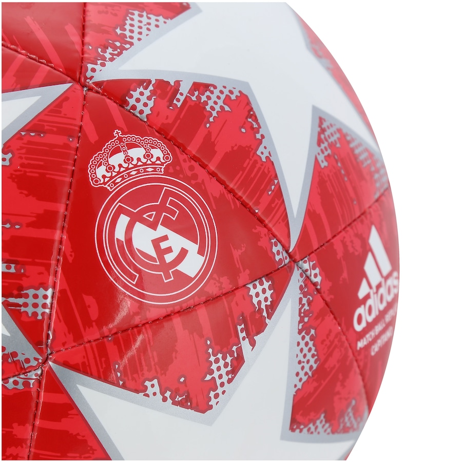 Bola de Futebol de Campo Real Madrid Champions League Finale 18 adidas f3bf7683de0c0