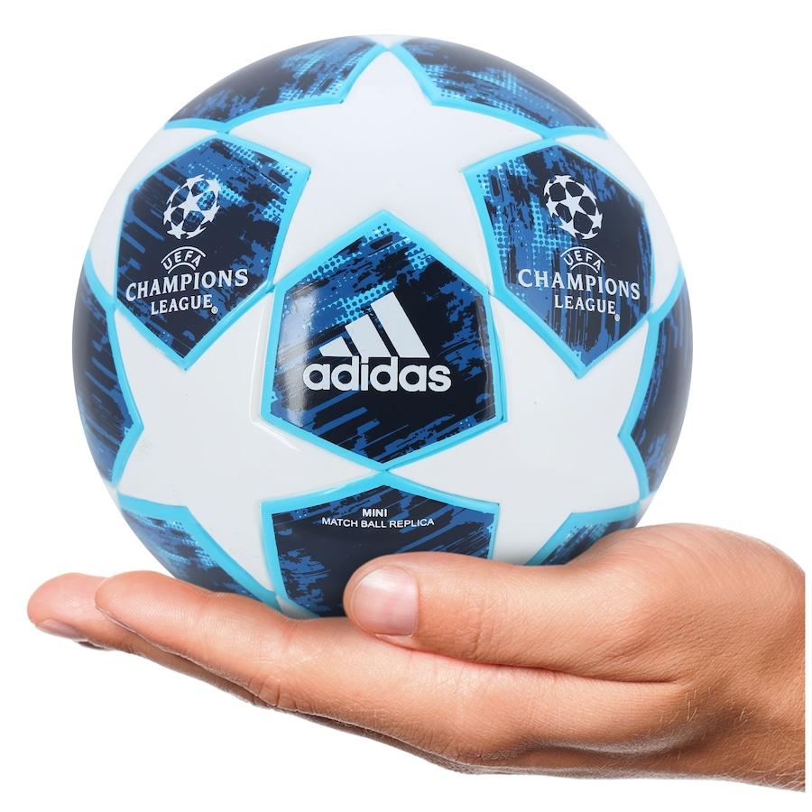 3e769c2c3ffa5 Minibola de Futebol de Campo UEFA Champions League Finale 18 adidas