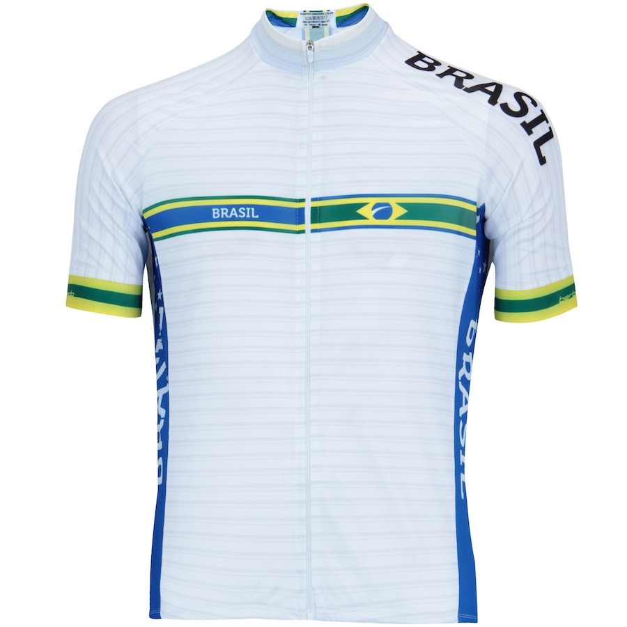 12c20a18f7 Camisa de Ciclismo com Proteção Solar UV Barbedo Brasil - Masculina