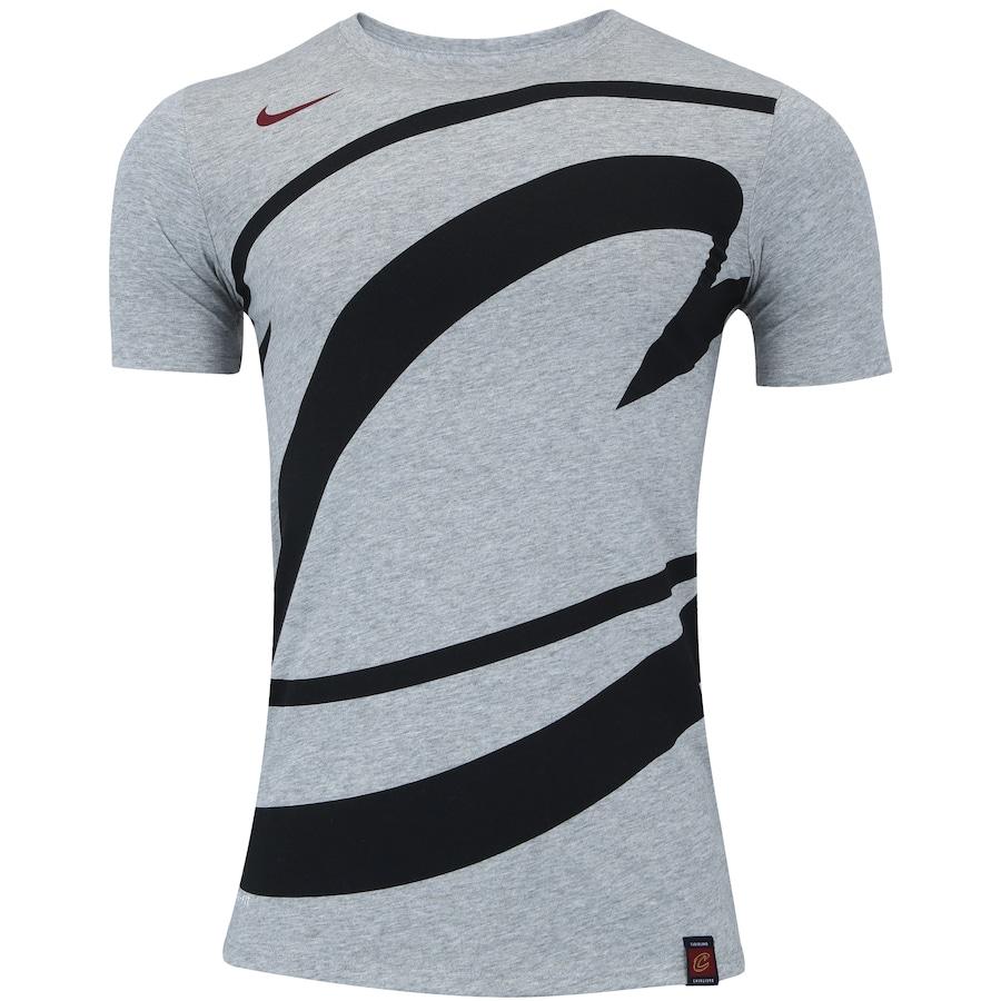 Camiseta Nike Cleveland Cavaliers Exp OS Logo - Masculina 729155f111f