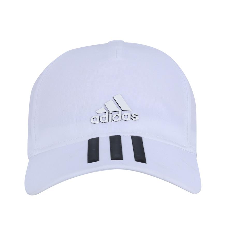 Boné Aba Curva adidas C40 6P 3S Climalite - Strapback - Adulto 0ab2d2ea7c404
