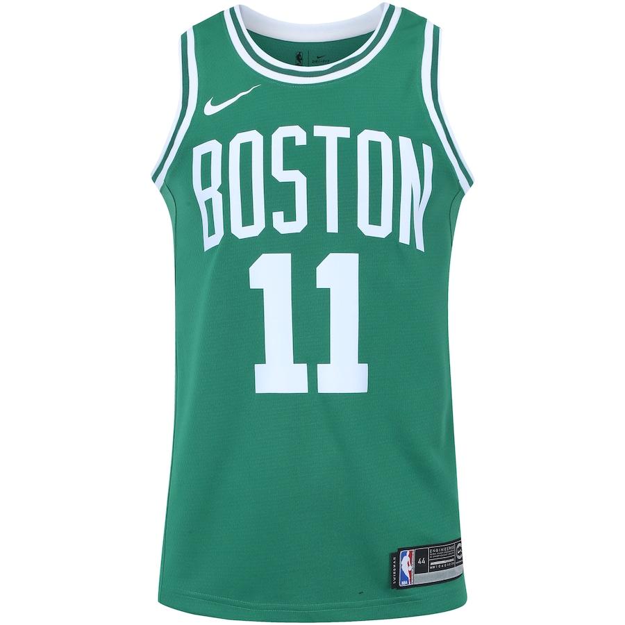 24e1e58923 Camisa Regata Nike NBA Boston Celtics Jersey Road - Masculina