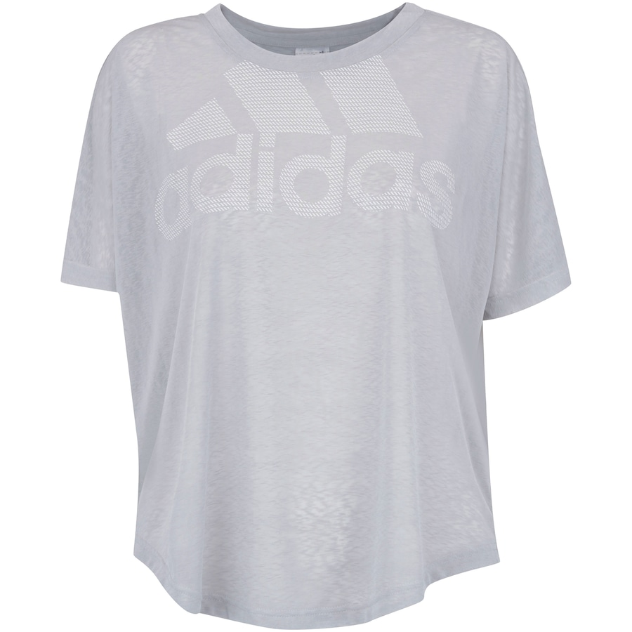 ac2bfbd616a Camiseta adidas Magic Logo - Feminina