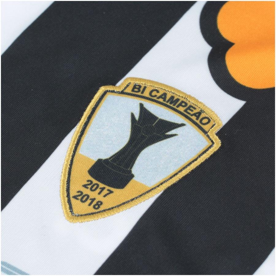 28c0bb0c26 Camisa do Botafogo-PB I 2018 nº 10 Karilu - Masculina
