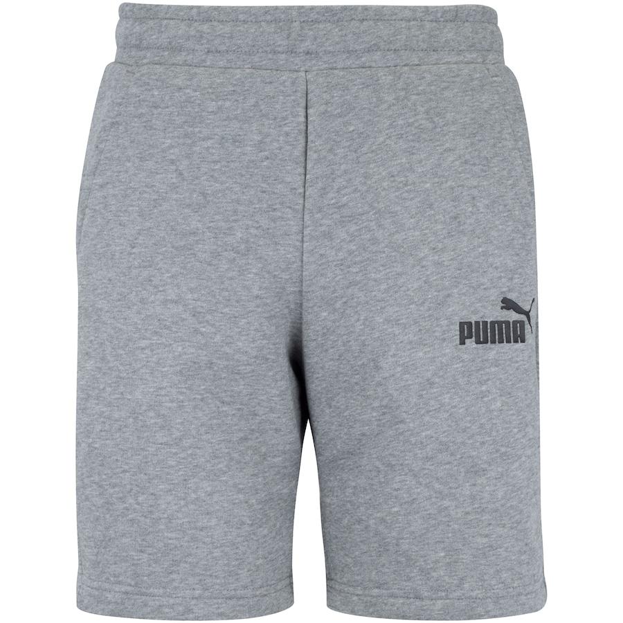 1956bd22272a1 Bermuda de Moletom Puma Ess Sweat 10 - Masculina