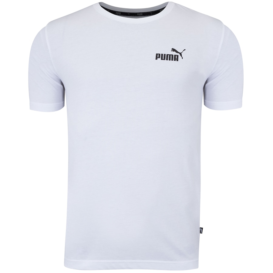 Camiseta Puma Essentials Small Logo - Masculina aa0f3c45e4531