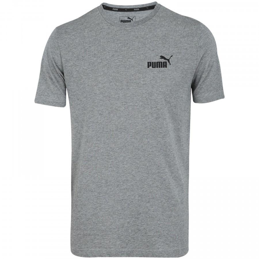 Foto 1 - Camiseta Puma Essentials Small Logo - Masculina