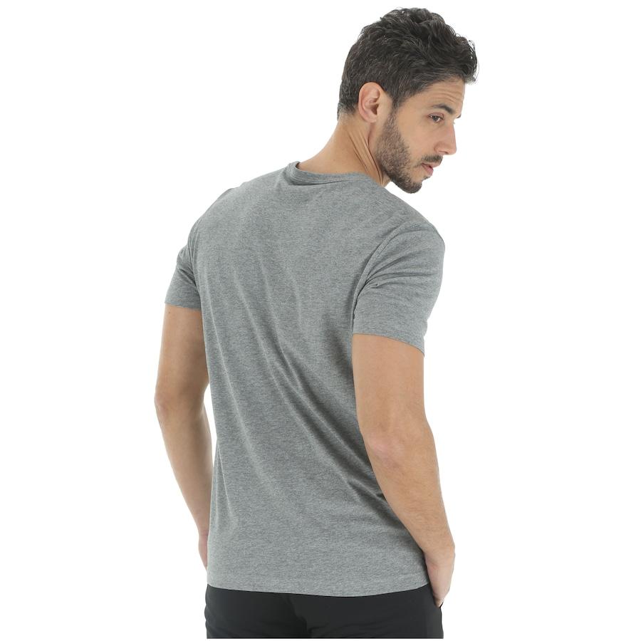 0f33e3669ebf3 ... Camiseta Puma Essentials Small Logo - Masculina. Imagem ampliada  Passe  o mouse para ver a imagem ampliada