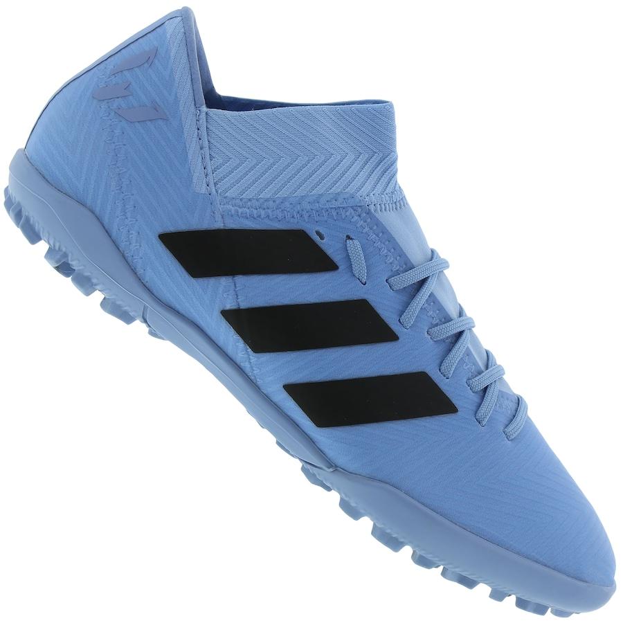 Chuteira Society adidas Nemeziz Messi Tango 18.3 TF - Adulto f7e01b27b7d07