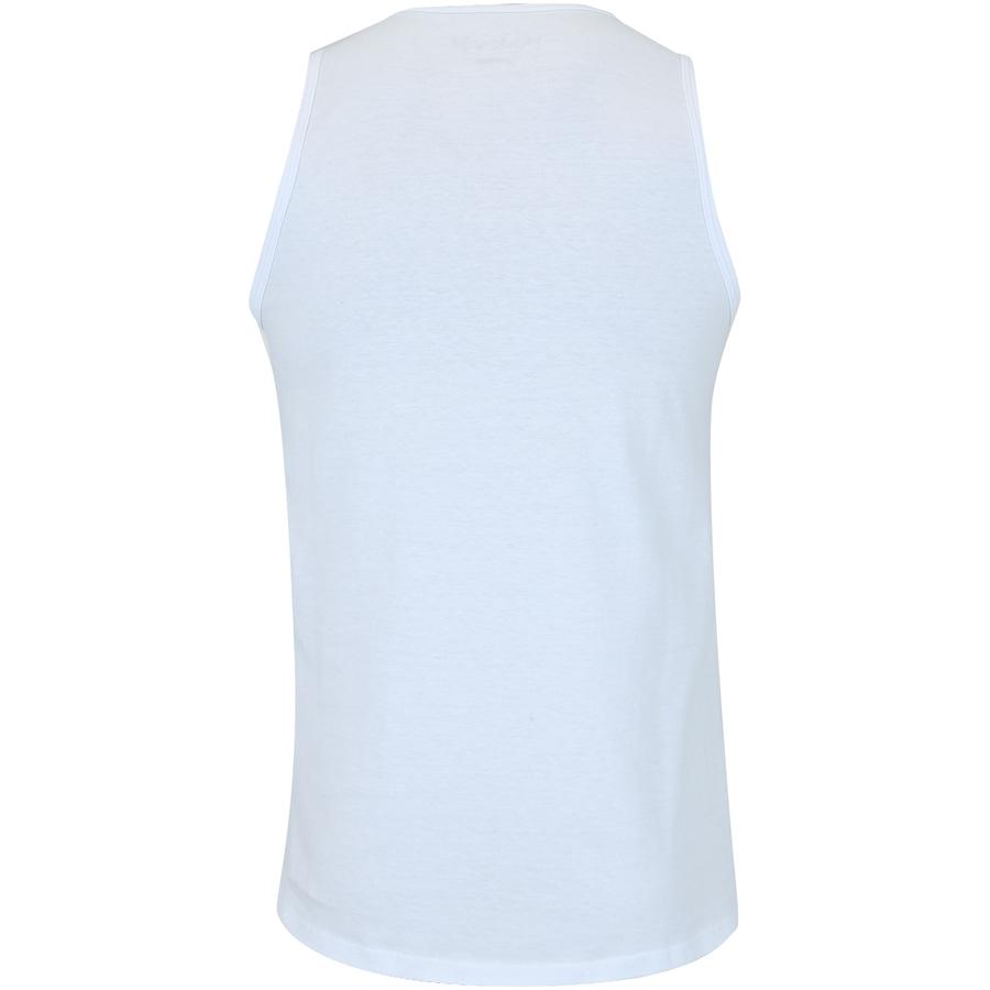 Camiseta Regata Hurley Silk OeO Solid - Masculina 18b85ed8f97
