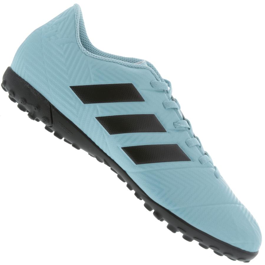 Chuteira Society adidas Nemeziz Messi Tango 18.4 TF - Adulto 88e11f5625266