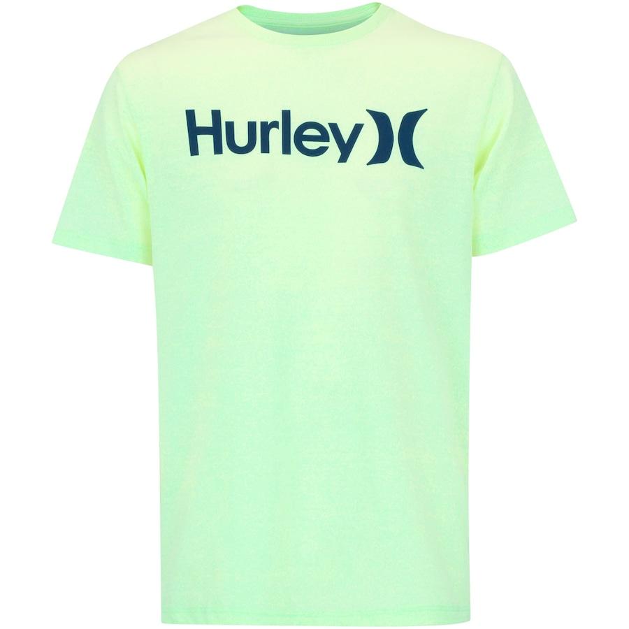 d379c102fa Camiseta Hurley Silk Solid - Masculina