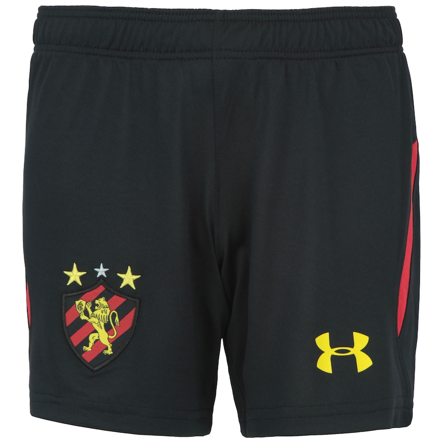7ef693b61758a Calção do Sport Recife I 2018 Under Armour - Infantil