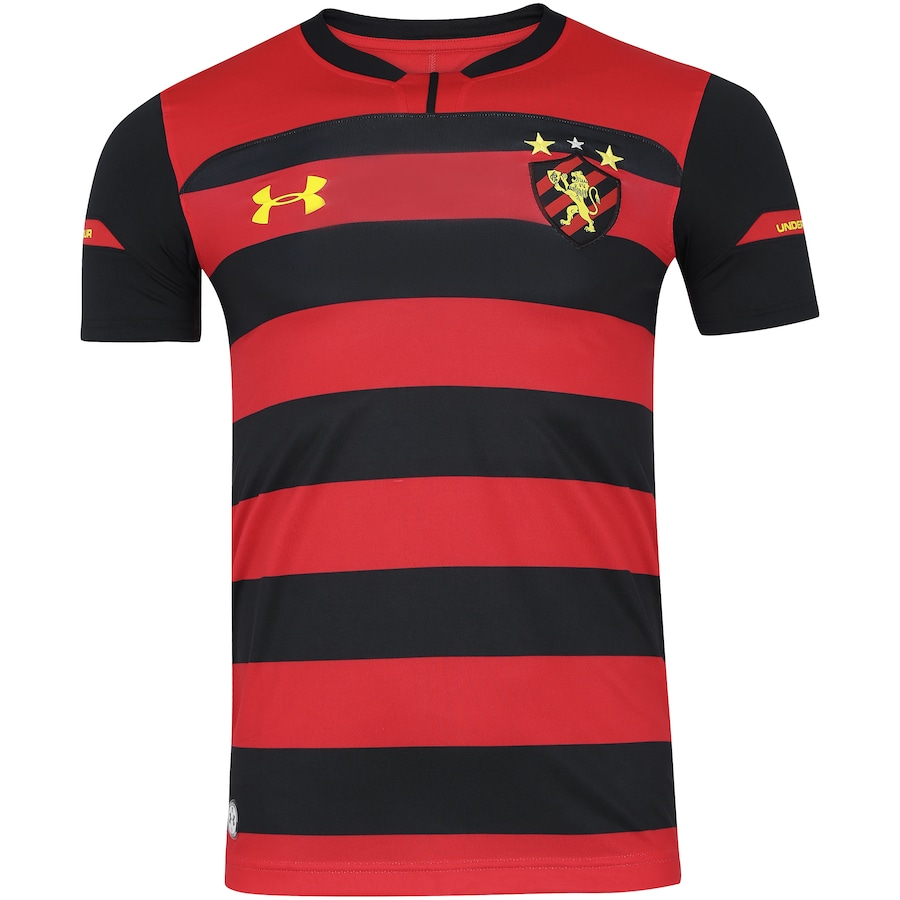 Camisa do Sport Recife I 2018 Under Armour - Masculina 866ca99fce7e4