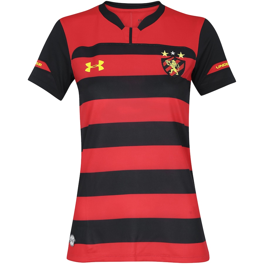 4a890c78b6b21 Camisa do Sport Recife I 2018 Under Armour - Feminina