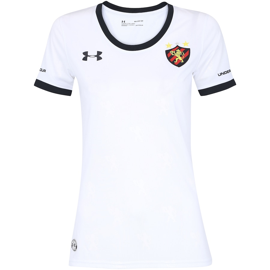 Camisa do Sport Recife II 2018 Under Armour - Feminina 00b5a8861925d