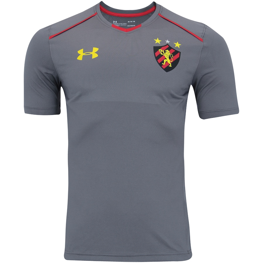 Camisa de Treino do Sport Recife 2018 Under Armour - Masculina c6409ea8632cb