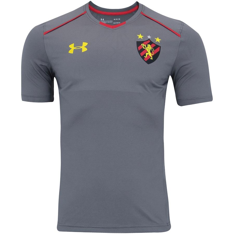Camisa de Treino do Sport Recife 2018 Under Armour - Masculina 676eb132f8878