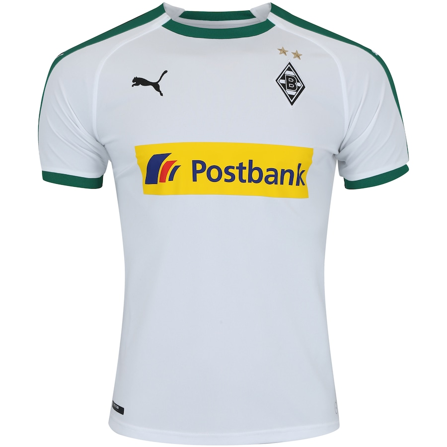 eadf045953804 Camisa Borussia Mönchengladbach I 18/19 Puma - Masculina