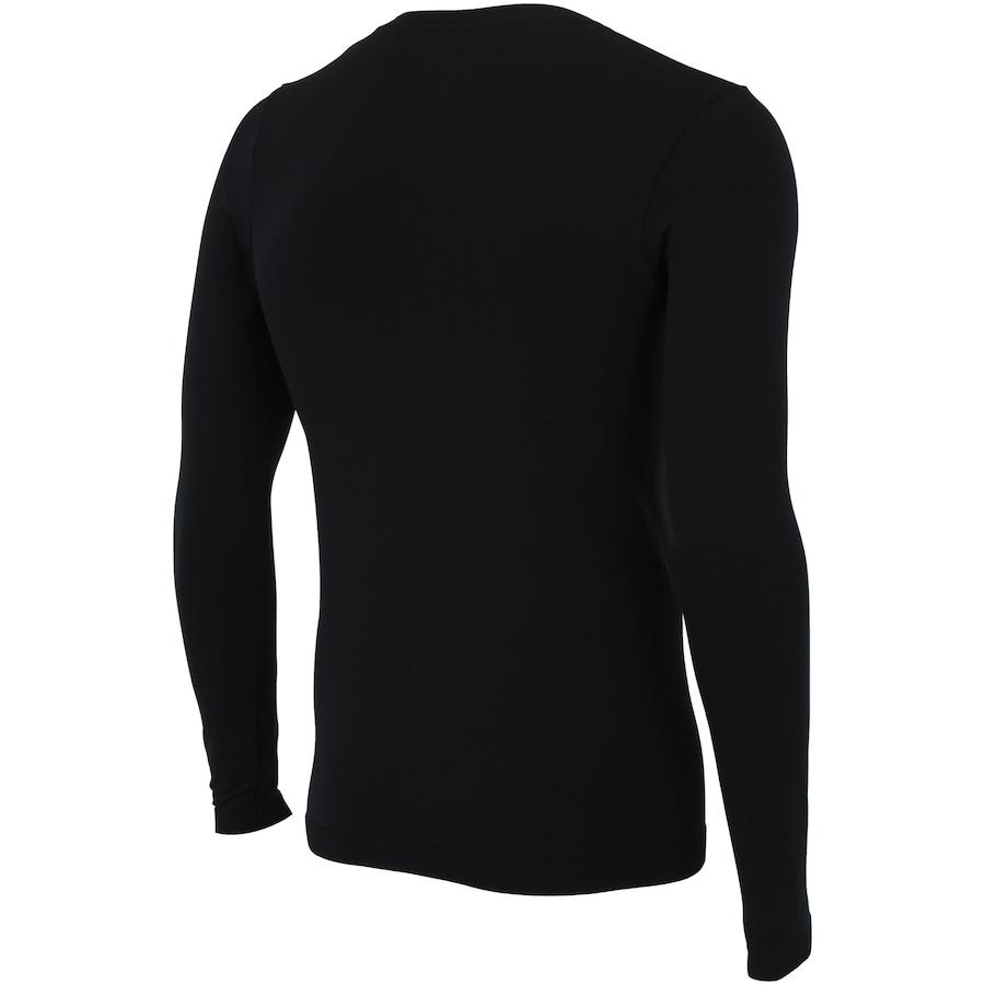 58d132fae Camisa Térmica Segunda Pele Manga Longa Lupo Under Warm - Masculina