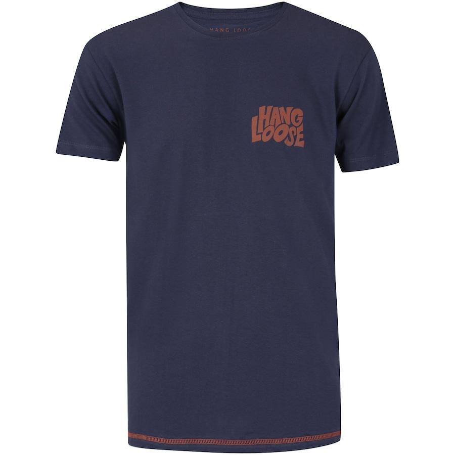 Camiseta Hang Loose Silk Hang - Masculina 7ccfcb41ebe94