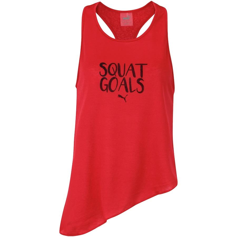 Camiseta Regata Puma A.C.E. Slogan - Feminina 14143acf22a30
