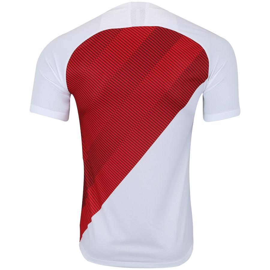 Camisa Mônaco I 18 19 Nike - Masculina 3633f757040