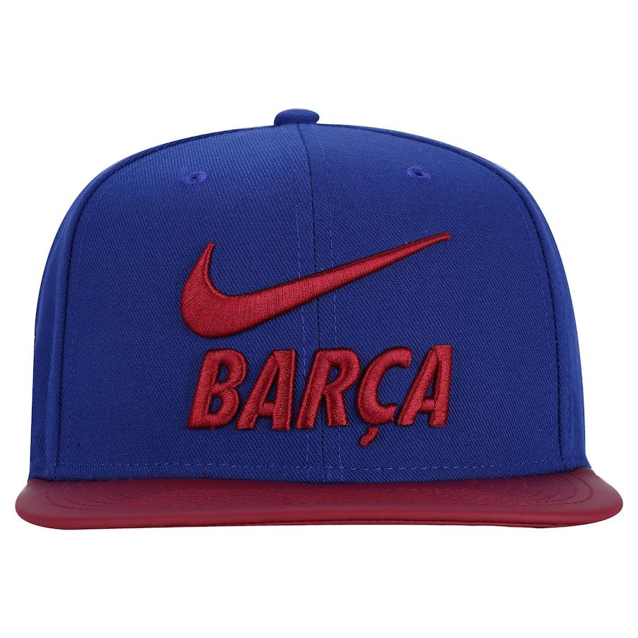 ceb1ff9ec92e7 Boné Aba Reta Barcelona Pro Pride Nike - Snapback - Adulto