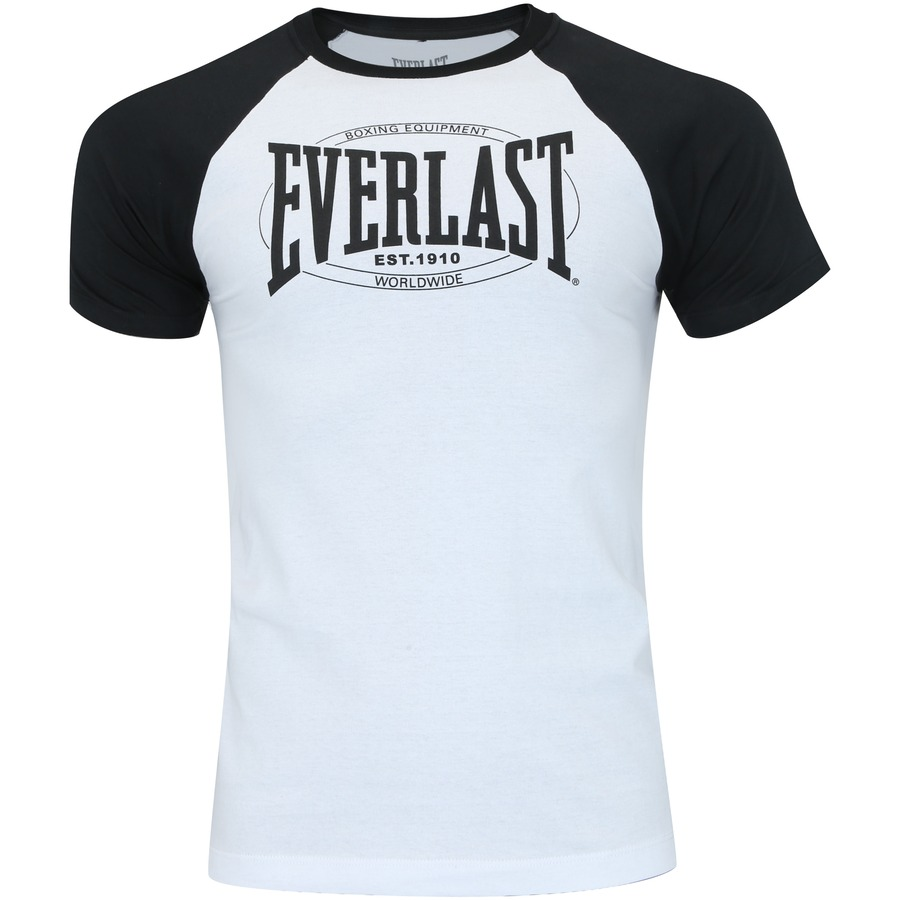 178ccdcd80474 Camiseta Everlast Básica EL20280P - Masculina