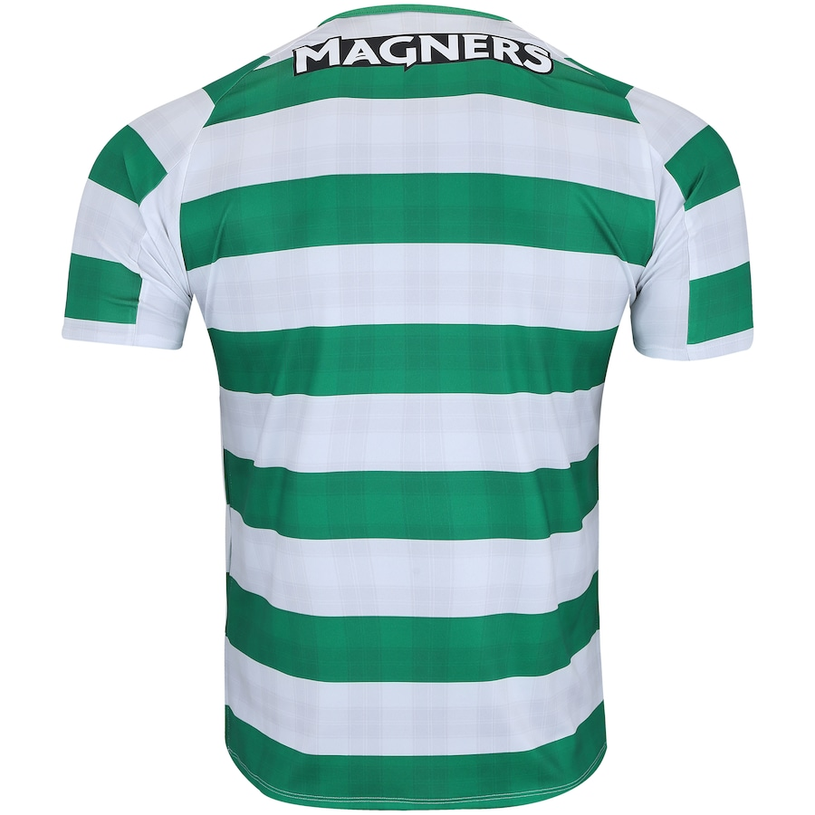 Camisa Celtic I 18 19 New Balance - Masculina dbbcbcf5ad82a