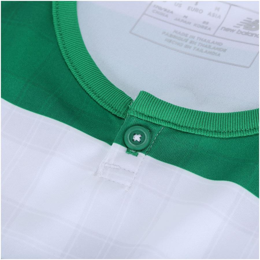 Camisa Celtic I 18 19 New Balance - Masculina b66d4a933b295