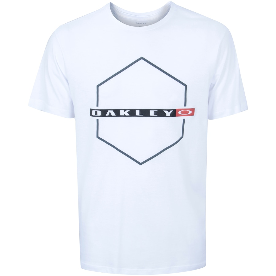 1a537e13b Camiseta Oakley Crossing Hex Tee - Masculina