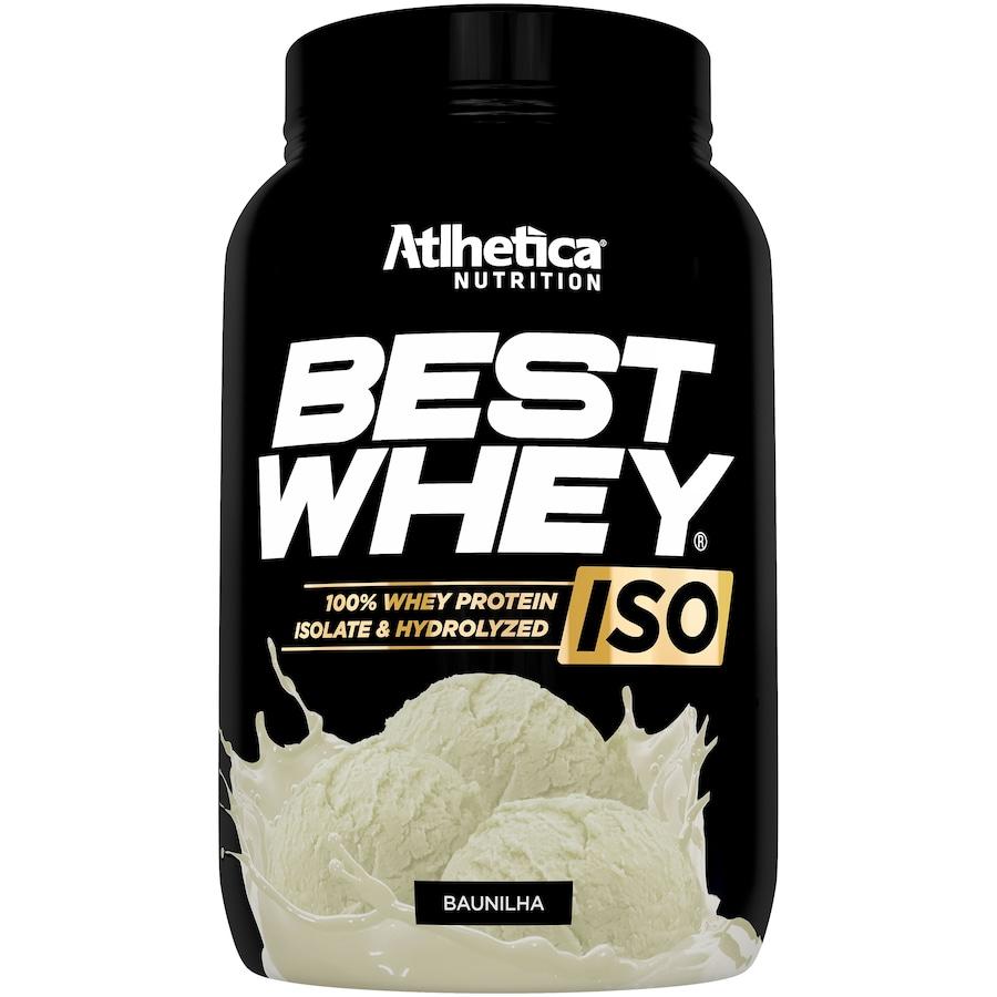 Whey Protein Atlhetica Baunilha Best ISO - 900g