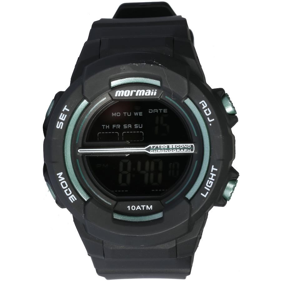 7e8857eb97e08 Relógio Digital Mormaii MO0201 - Masculino
