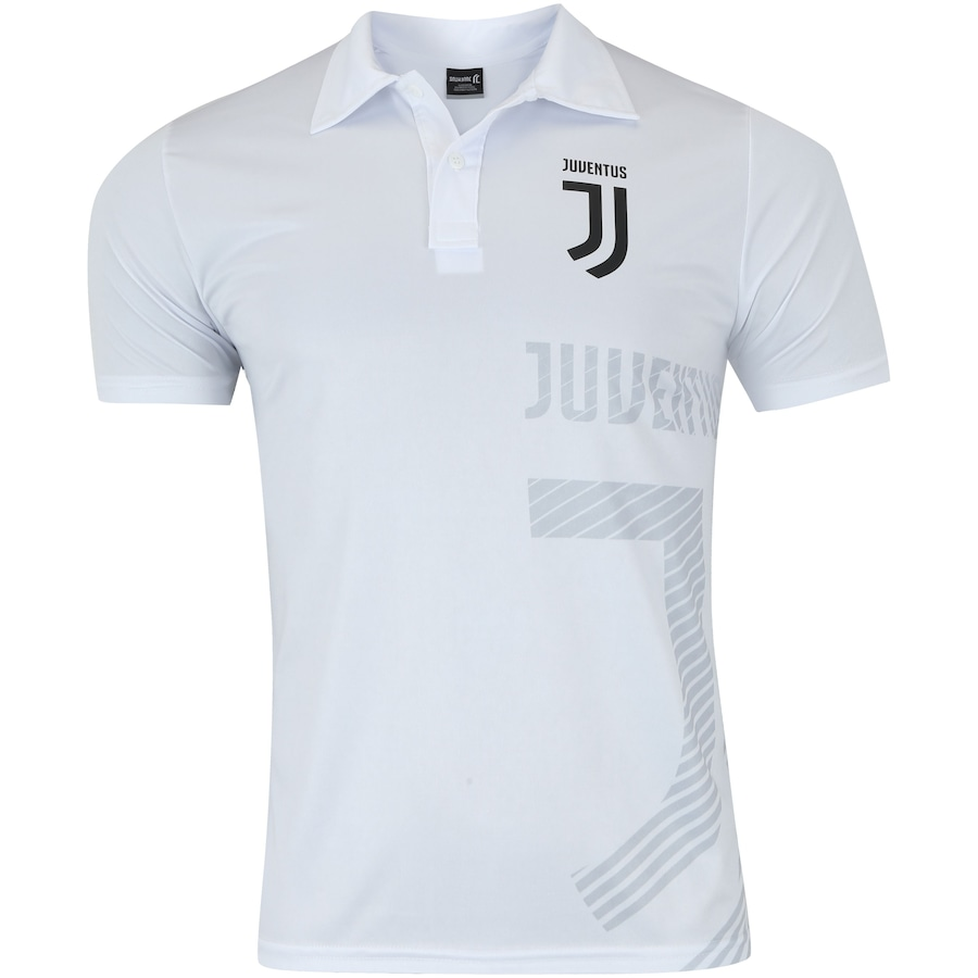 c3f85a1aee Camisa Polo Juventus Shadow - Masculina