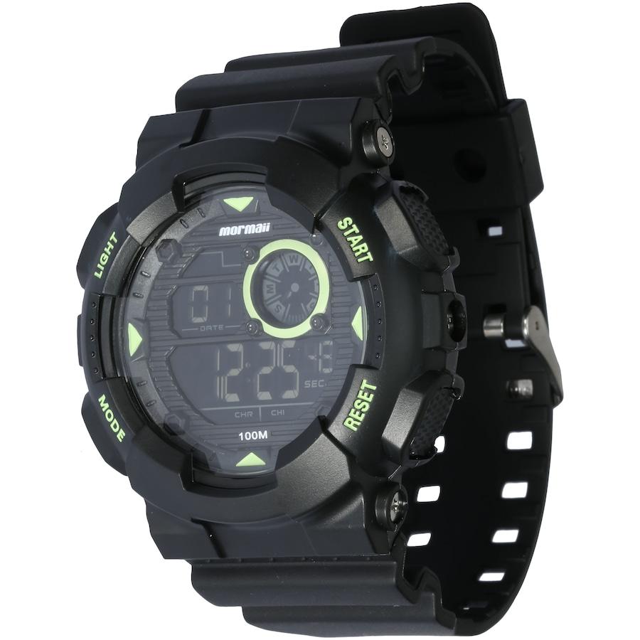 f0aacd55fc2 Relógio Digital Mormaii MO3415C - Masculino