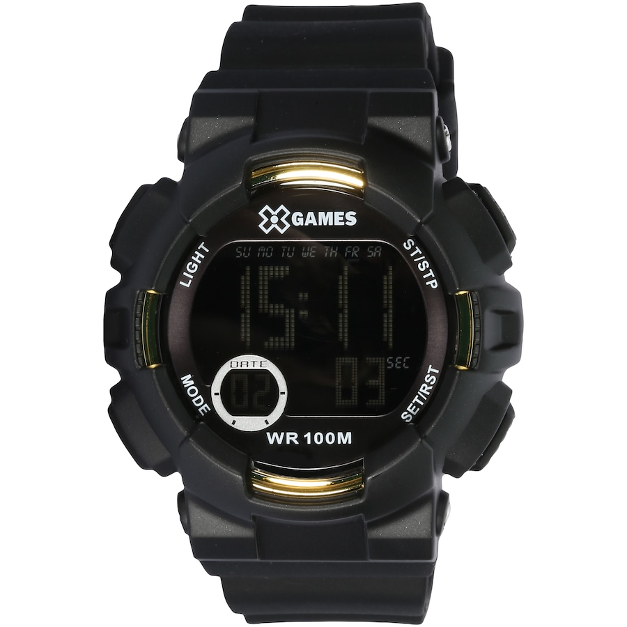 7c62ecfd986 Relógio Digital X Games XMPPD494 - Feminino