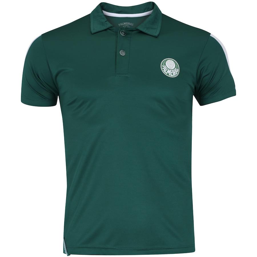 cca755763d501 Camisa Polo do Palmeiras Faixa Meltex - Masculina