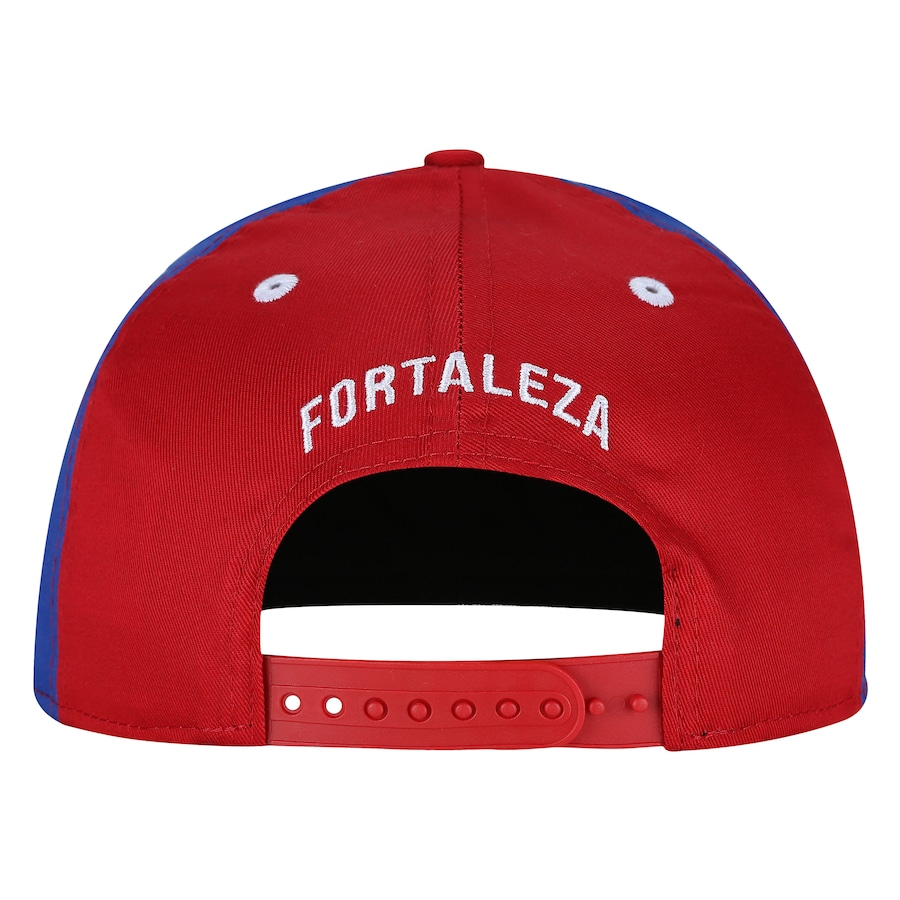 3264dc13f5875 Boné Aba Reta do Fortaleza New Era 950 AF - Snapback - Adulto